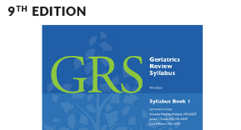 Geriatrics Review Syllabus