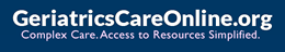 GeriatricsCareOnline for AGS Publications and Tools