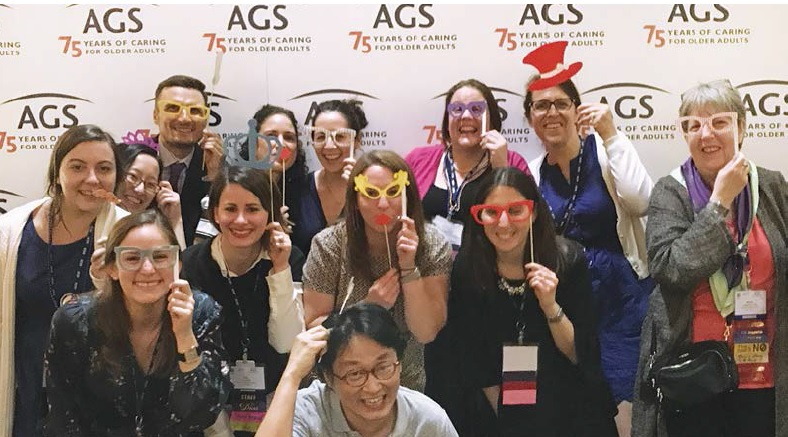 AGS staff at #AGS17