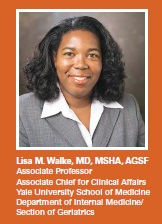 Lisa M. Walke, MD, MSHA, AGSF