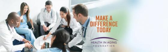 Make a Difference - Donate to the AGS Health in Aging Foundation